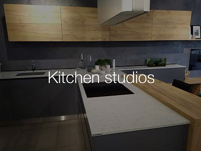 Kitchen studios and Technistone