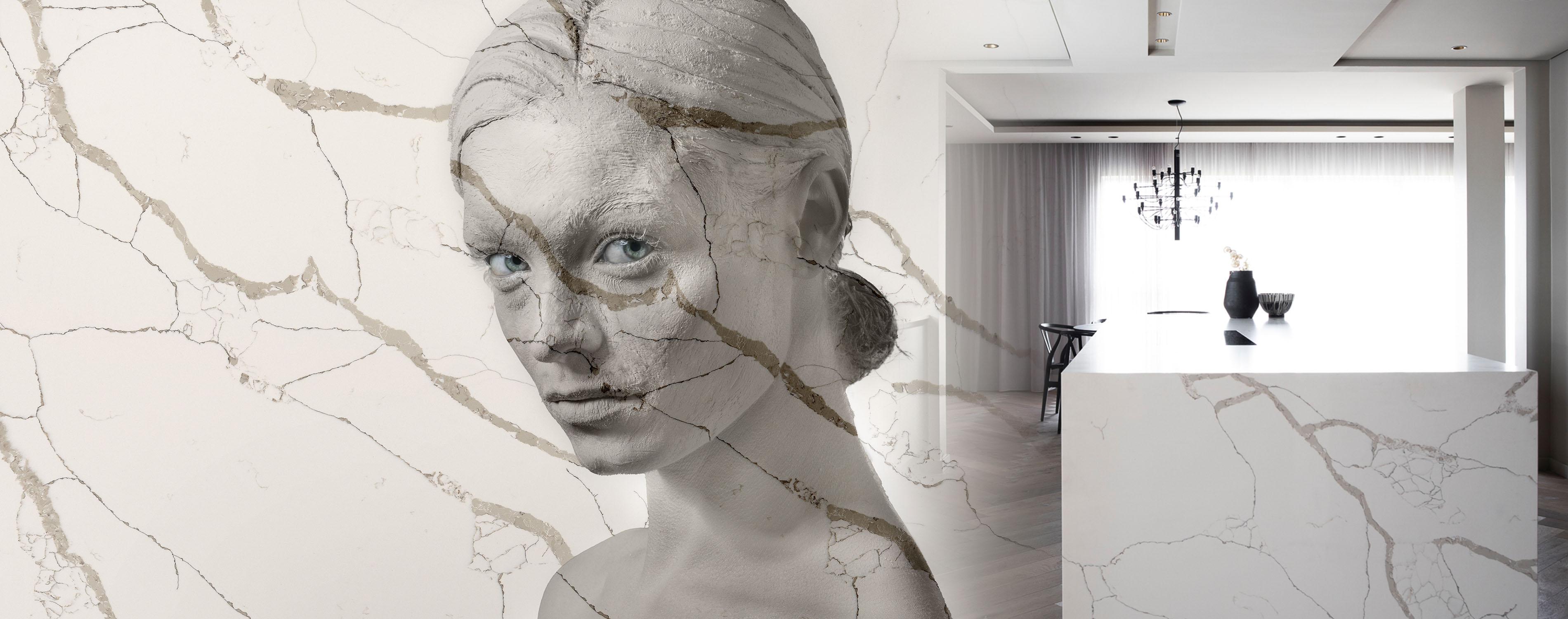 Stone With Soul - Crystal Calacatta Silva