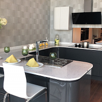 Noble Carrara | Dubai, KitchenKraft