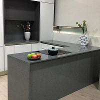 Noble Desiree Grey | Dubai, MAHY Khoory Kitchens